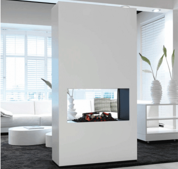 Ruby FIres Ambiance Roomdivider