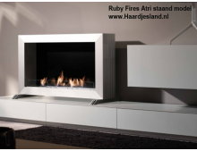 Ruby Fires Atri zilver staand