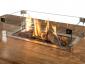 Happy cocooning glasset inbouw brander rechthoek