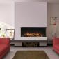 Modern fires triple fx series